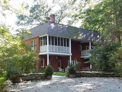 Eureka Springs Single Family Home For Sale: 1034 County Road 207