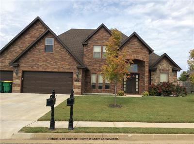 Bentonville Single Family Home For Sale: 1531 Quail Ridge WY
