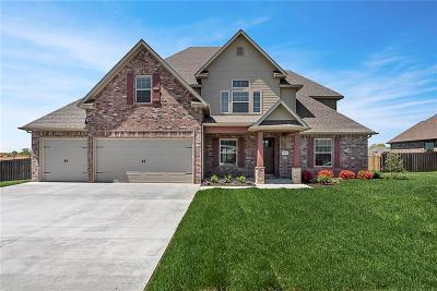 Centerton Single Family Home For Sale: 1401 Amore LN