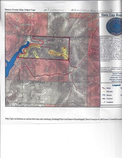 Garfield Residential Lots & Land For Sale: 69 acres Slate Gap RD