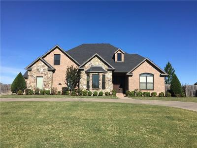 Fayetteville Single Family Home For Sale: 2448 Brookwater LN