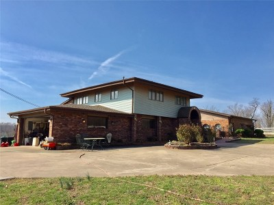 Fayetteville Single Family Home For Sale: 573 W Reed Valley Road