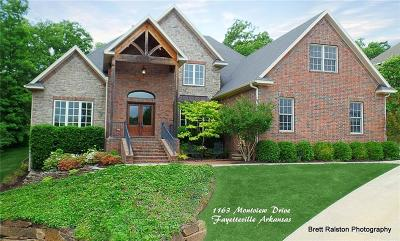 Fayetteville Single Family Home For Sale: 1163 Montview DR