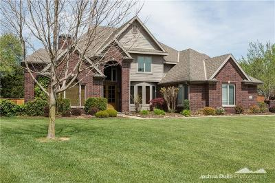 Fayetteville Single Family Home For Sale: 2728 Candlewood DR
