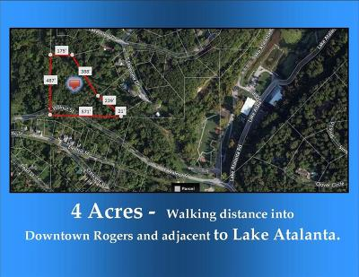 Rogers Residential Lots & Land For Sale: 509 E Walnut ST
