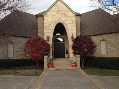 Fayetteville Single Family Home For Sale: 2710 N Candlewood DR