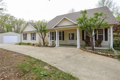 Rogers Single Family Home For Sale: 17742 Key RD