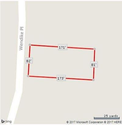 Residential Lots & Land For Sale: Wendike PL