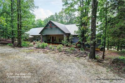 Fayetteville Single Family Home For Sale: 20245 Pug Gayer RD