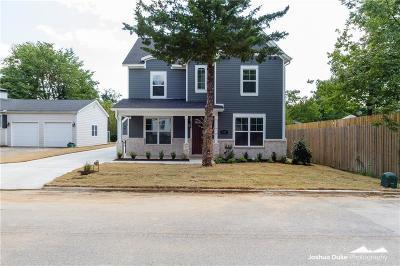 Fayetteville Single Family Home For Sale: 223 E Prospect AVE