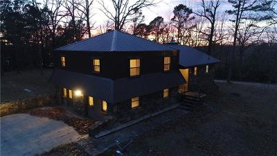Rogers Single Family Home For Sale: 9801 Pullum Place RD