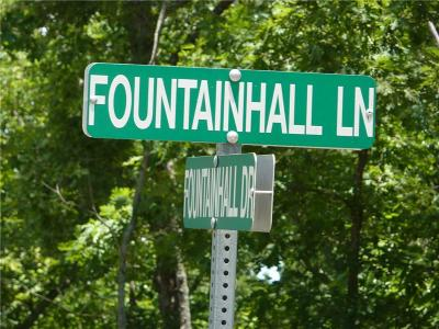 Residential Lots & Land For Sale: Fountainhall LN