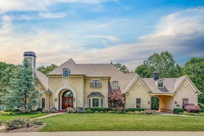 Bentonville Single Family Home For Sale: 11924 Beau Chalet DR