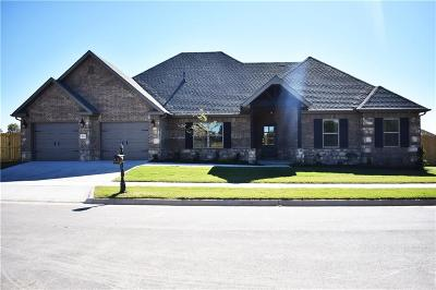 Fayetteville Single Family Home For Sale: 5819 Cane Hill DR