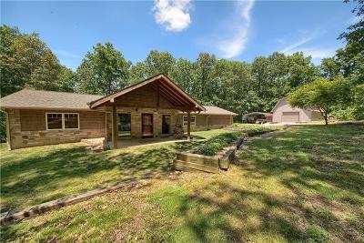 Gravette Single Family Home For Sale: 15433 Ridge RD