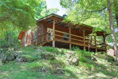 Eureka Springs Multi Family Home For Sale: 302 County Road