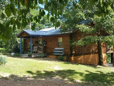 Eureka Springs, Rogers, Lowell Single Family Home For Sale: 1318 County Road 155