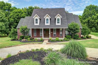 Fayetteville Single Family Home For Sale: 1343 Equestrian WY