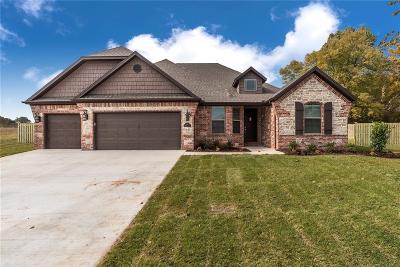 Centerton Single Family Home For Sale: 1431 Montieri DR