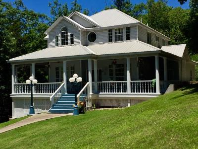 Eureka Springs Single Family Home For Sale: 17 Avo