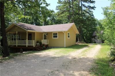 Eureka Springs Single Family Home For Sale: 355 County Road 3023