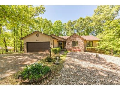 Bella Vista AR Single Family Home For Sale: $160,000