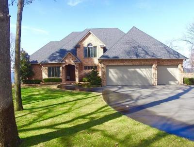 Grove Single Family Home For Sale: 59221 E 288 LN