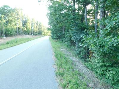 Rogers Residential Lots & Land For Sale: 109 ac Railroad Cut RD