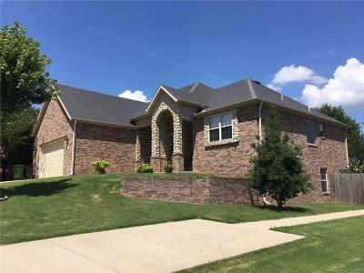 Rogers AR Single Family Home For Sale: $369,000