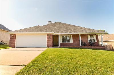Bentonville Single Family Home For Sale: 46 Valley View CIR