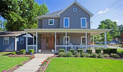 Bentonville Single Family Home For Sale: 402 3rd ST