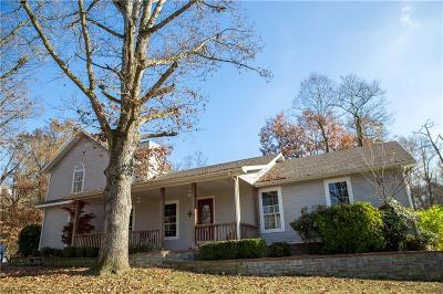 Fayetteville Single Family Home For Sale: 14842 Elkhorn Springs RD
