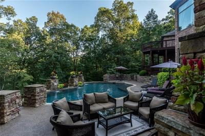 Rogers Single Family Home For Sale: 9512 Preservation DR