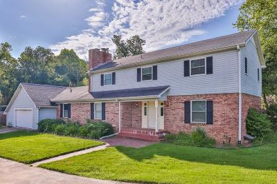 Fayetteville Single Family Home For Sale: 1304 N Crossover RD
