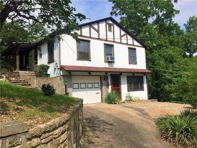 Eureka Springs Single Family Home For Sale: 3 Douglas ST