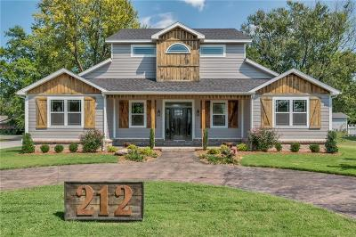 Bentonville Single Family Home For Sale: 212 NW G ST