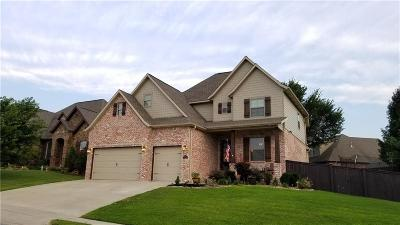 Rogers Single Family Home For Sale: 4300 Candlewood PL