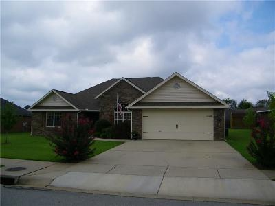 Pea Ridge Single Family Home For Sale: 645 Asboth ST
