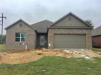 Centerton Single Family Home For Sale: 1011 Walker ST
