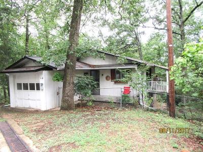 Eureka Springs Single Family Home For Sale: 60 Ridgeway AVE