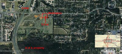 Fayetteville Residential Lots & Land For Sale: Wedington Drive