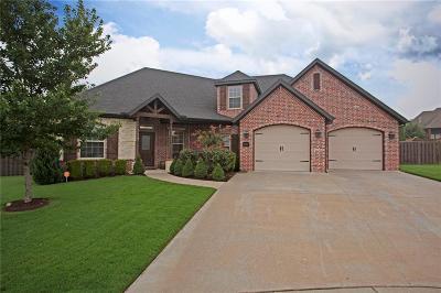 Benton County Single Family Home For Sale: 6707 Willow Ridge CT