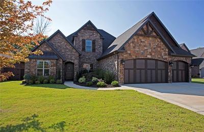 Bentonville Single Family Home For Sale: 509 Green Crk
