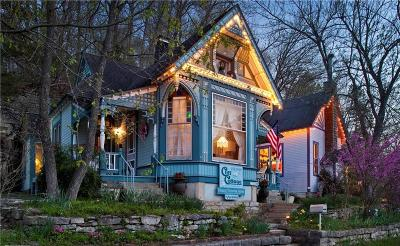 Eureka Springs Single Family Home For Sale: 42 Armstrong ST