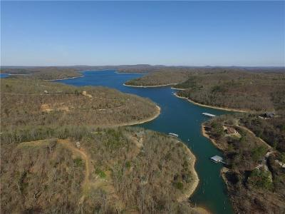 Eureka Springs, Rogers, Lowell Residential Lots & Land For Sale: Lakeview BND