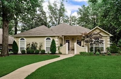 Bentonville Single Family Home For Sale: 33 Stonehenge DR