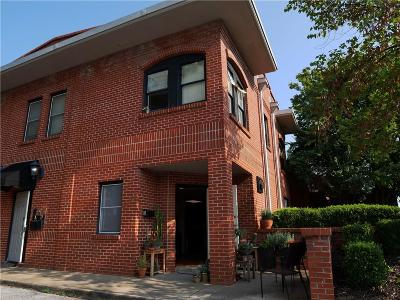 Fayetteville Multi Family Home For Sale: 105 S Church AVE