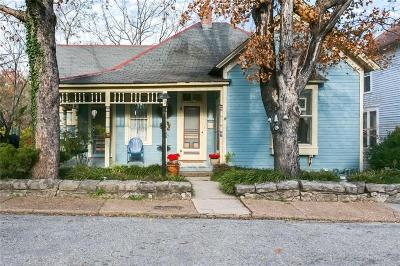 Eureka Springs Single Family Home For Sale: 9 & 11 Singleton ST