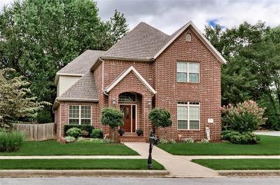 Bentonville Single Family Home For Sale: 115 SE G CT