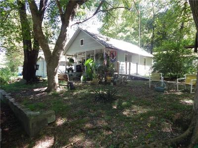 Carroll County Single Family Home For Sale: 83 County Road 526